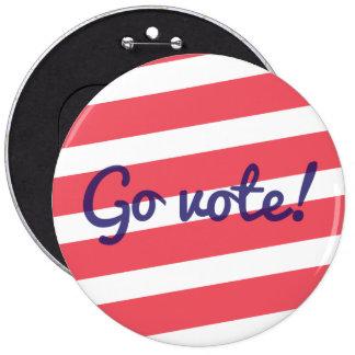 Go Vote Button