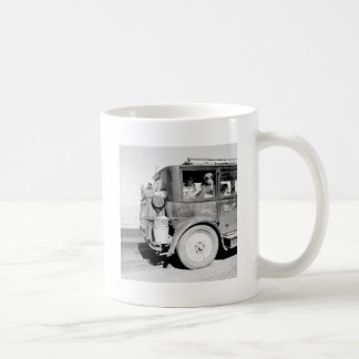 Go West Young Family, 1936 Classic White Coffee Mug
