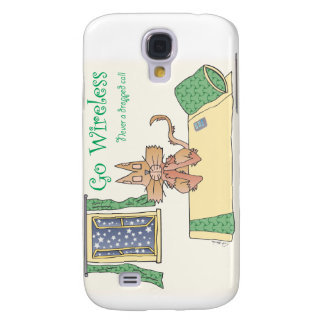 Go Wireless Galaxy S4 Cover