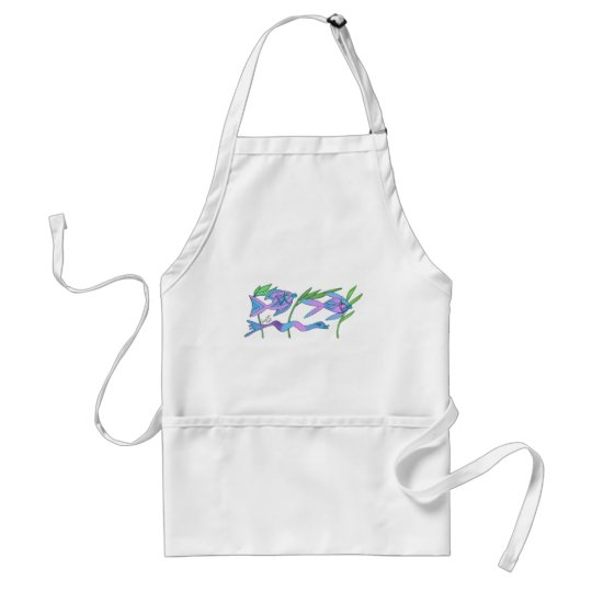 Go with the Flow! Adult Apron