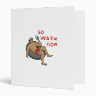 Go with the Flow Binder