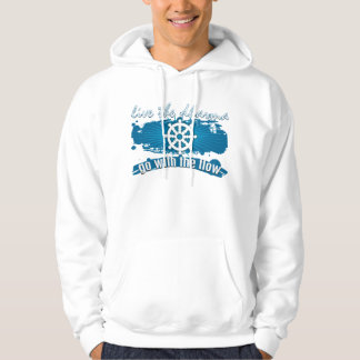 Go with the Flow Dharma Hoodie
