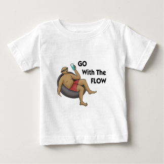 Go with the Flow Infant T-shirt