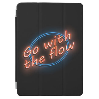 Go with the flow. iPad air cover