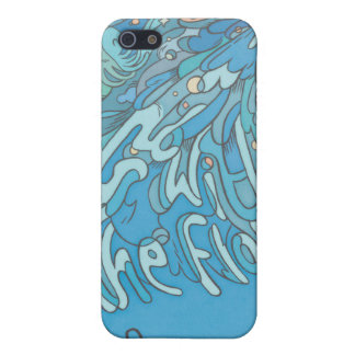 Go With The Flow iPhone 5 Cover