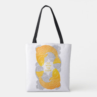 GO WITH THE FLOW TOTE