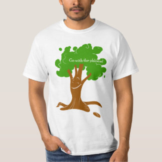 Go with the phloem! T-Shirt