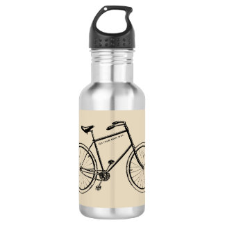 Go your own way water bottle