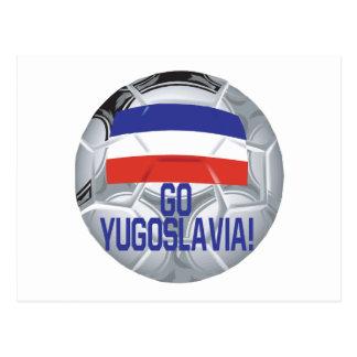 Go Yugoslavia Post Cards