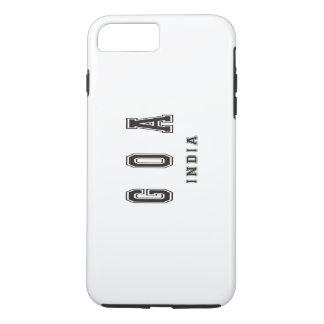 Goa India iPhone 7 Plus Case