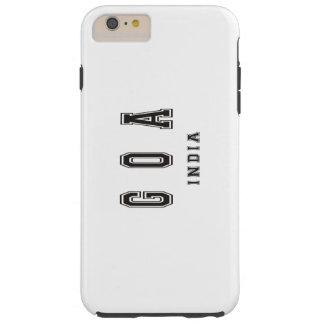 Goa India Tough iPhone 6 Plus Case