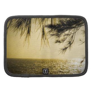 Goa Landscape Beach Folio Planner