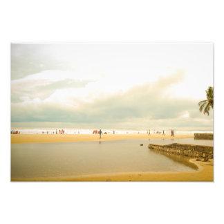 Goa Seaside picture Photo Print