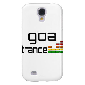 Goa Trance Music with Stereo Equalizer Galaxy S4 Cover