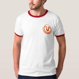 Goa-uld Symbols Red T-Shirt