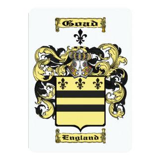 Goad Card