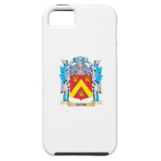 Goad Coat of Arms - Family Crest iPhone 5 Cases