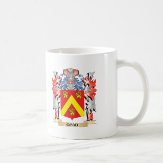 Goad Coat of Arms - Family Crest Coffee Mug
