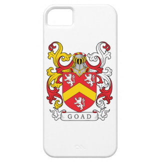 Goad Family Crest iPhone 5 Cover