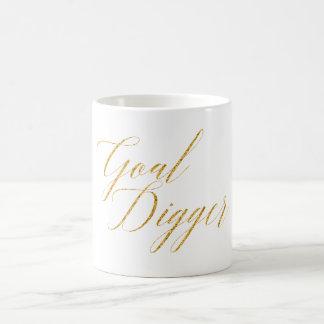 Goal Digger Coffee Mug