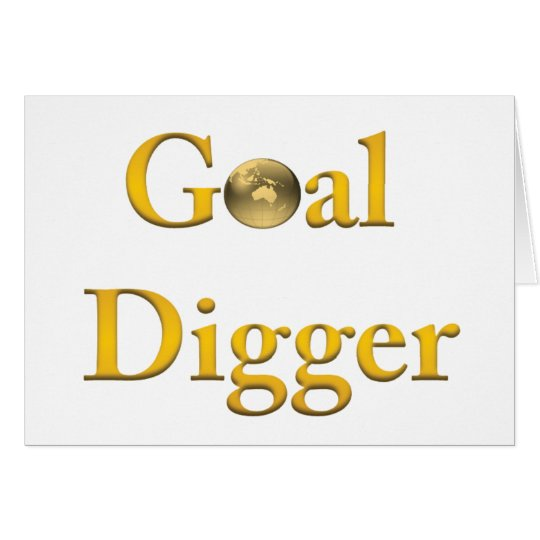 Goal Digger Products Card
