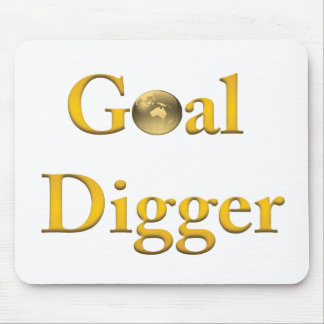 Goal Digger Products Mouse Pad