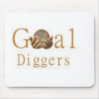 Goal Diggers Logo 2 Mouse Pad