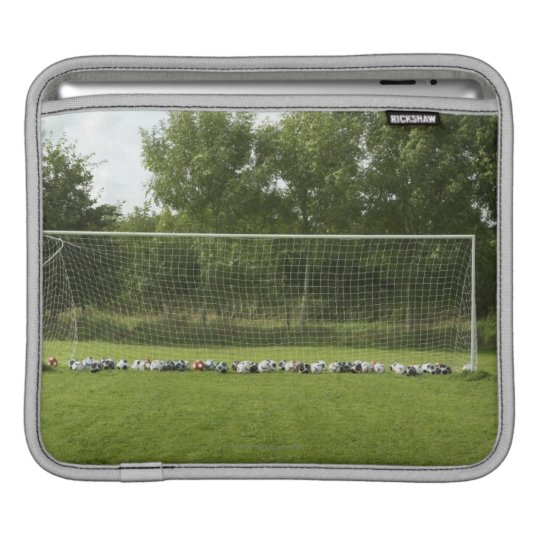 Goal Full of Balls Sleeve For iPads