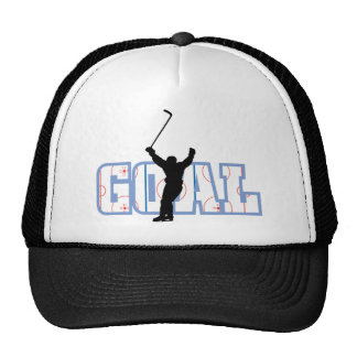 Goal - Ice Hockey Score - Sports Gifts Hat