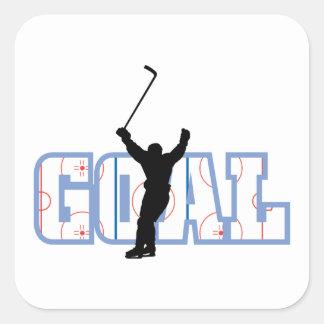 Goal - Ice Hockey Score - Sports Gifts Sticker