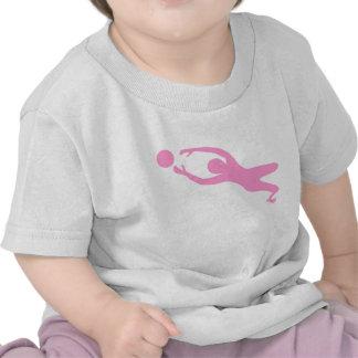 Goal Keeper - Pink Shirts