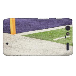 Goal Line Marker Droid RAZR Covers