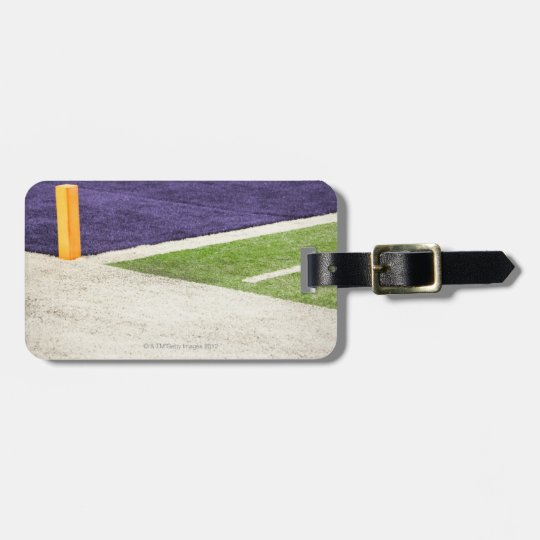 Goal Line Marker Luggage Tag