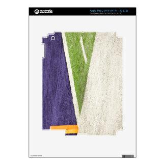 Goal Line Marker iPad 3 Decal