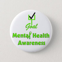 GOAL Mental Health Awareness buttons