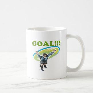 Goal Classic White Coffee Mug