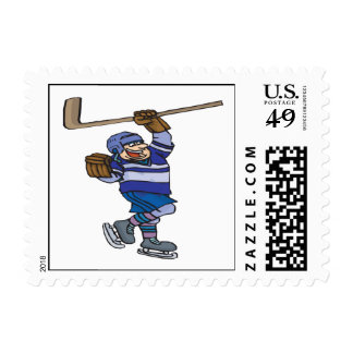Goal Postage Stamps