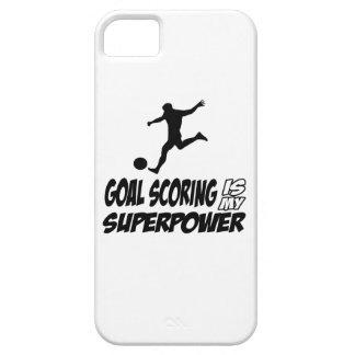 Goal scorer my superpower iPhone SE/5/5s case