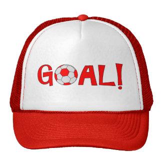 GOAL - Soccer Caps Trucker Hat
