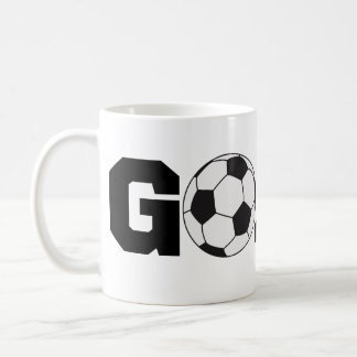 Goal! Soccer Coffee Cup