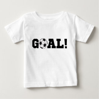 Goal! Soccer Infant T-shirt