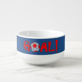 GOAL - Soccer Soup Mug