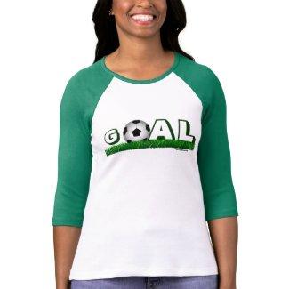 Goal, soccer, sport, soccer ball, tshirt