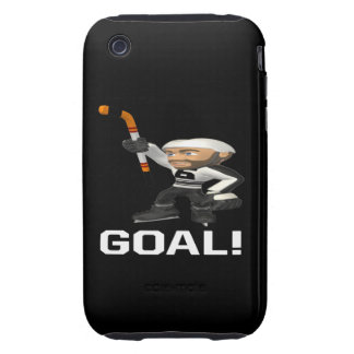 Goal Tough iPhone 3 Covers