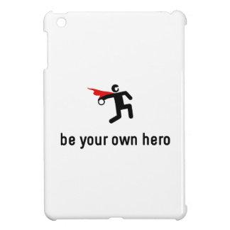 Goalball Hero iPad Mini Cases