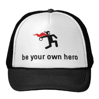 Goalball Hero Trucker Hat