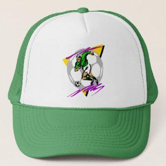 GOALIE BALL TRUCKER HAT
