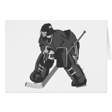 Goalie Cards