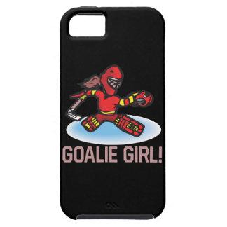 Goalie Girl iPhone SE/5/5s Case