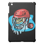 Goalie Mask Red Case For The iPad Mini